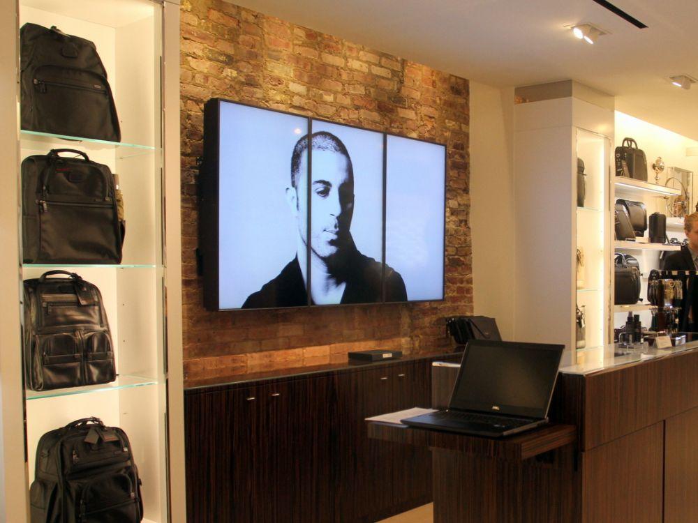 Digital Signage am PoS - Display-Anbieter blicken auf ein gutes Jahr zurück (Foto: Dynascan)