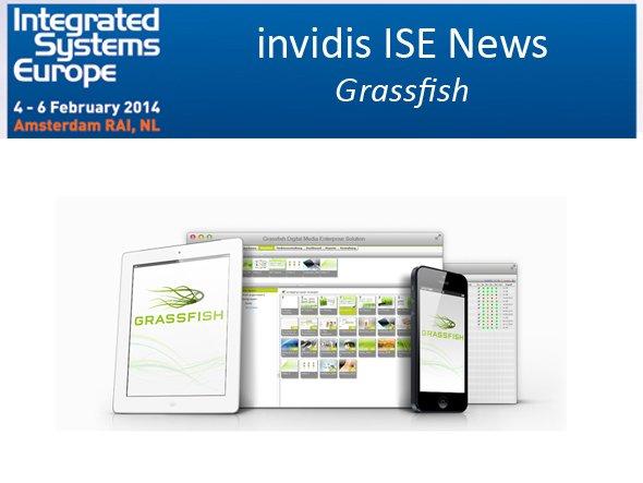 Im Spätherbst präsentierte Grasssfish die Version 7.3 seiner Lösung (Foto: Grassfish; Montage invidis.de)