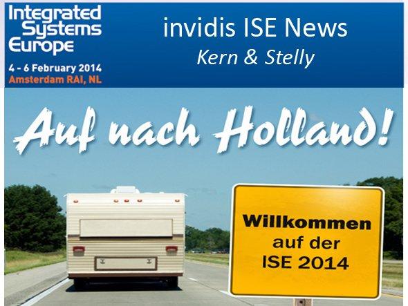 Kern & Stelly parkt seinen Messe-Wohnwagen in Halle 3 (Foto: Kern & Stelly; Montage: invidis.de)