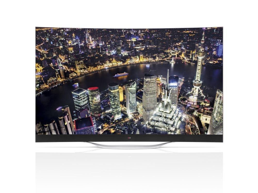 LG setzt auf Ultra HD OLED-Displays: 4K-Modell 77EC9800 (Foto: LG)