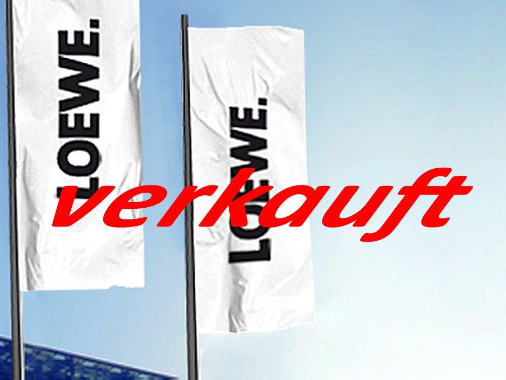 Loewe wird von der Börse genommen und soll als Marke weiterleben (Foto: Loewe; Montage: invidis.de)