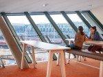 Das Die Büros an der Hackerbrücke sind City-nah und verkehrsgünstig gelegen (Foto: Metaio)
