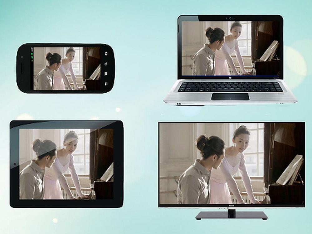 Rasander Wechsel: Konsumenten nutzen die verschiedenen Bildschirmmedien zeitgleich oder sequentiell (Foto: Millward Brown)