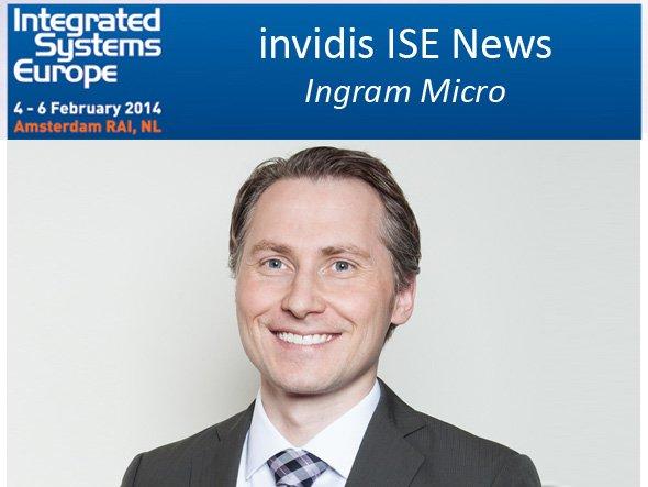 Michael Wittel, Senior Manager Digital Signage & Verticals bei Ingram Micro (F: Ingram Micro; M: invidis.de)