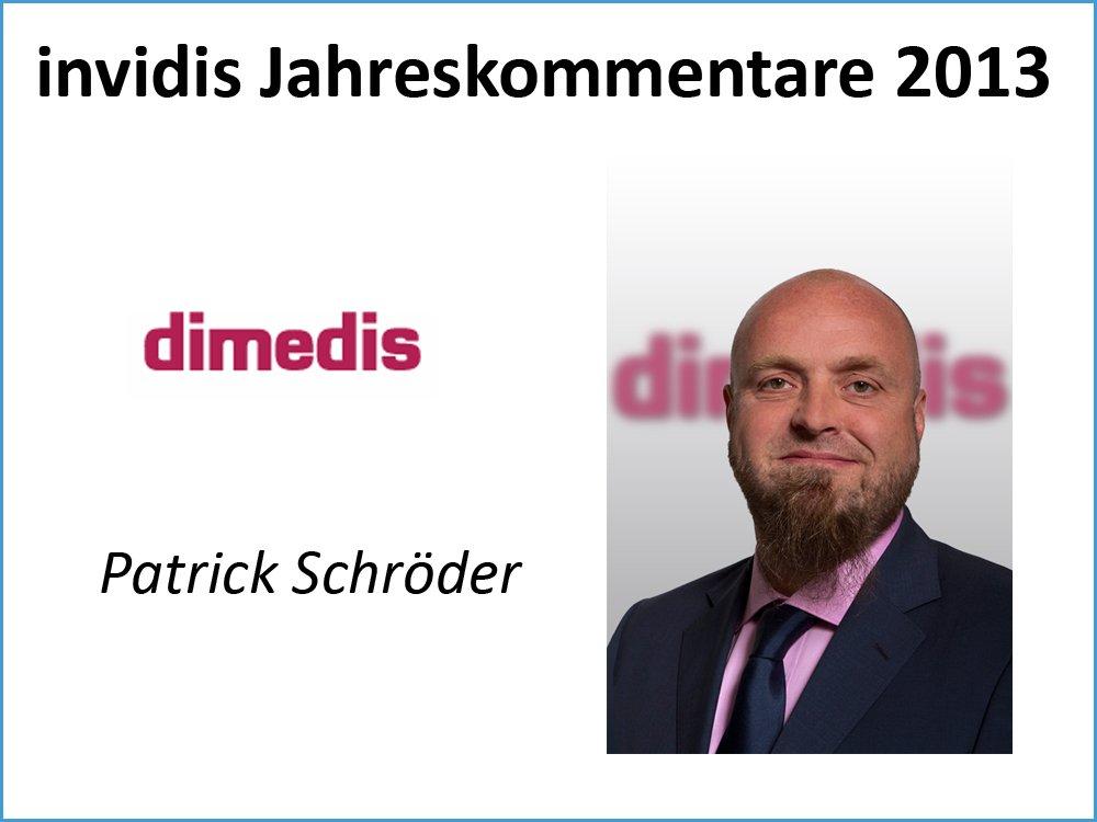 Patrick Schröder, dimedis
