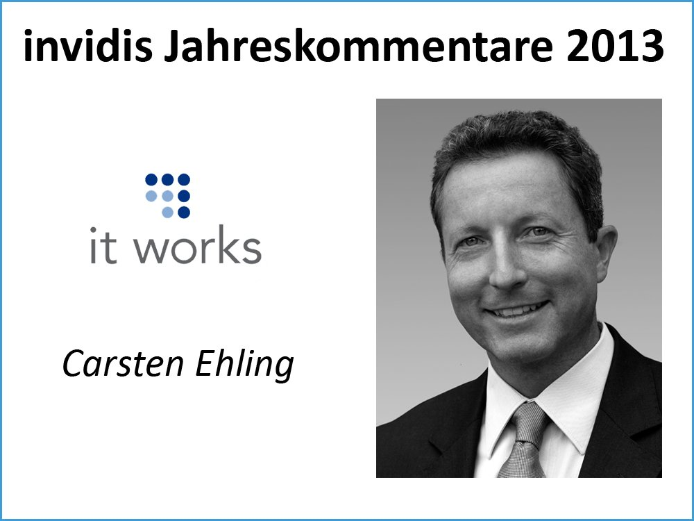 Carsten Ehling, It Works GmbH