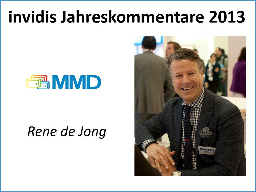 Rene de Jong, MMD Philips