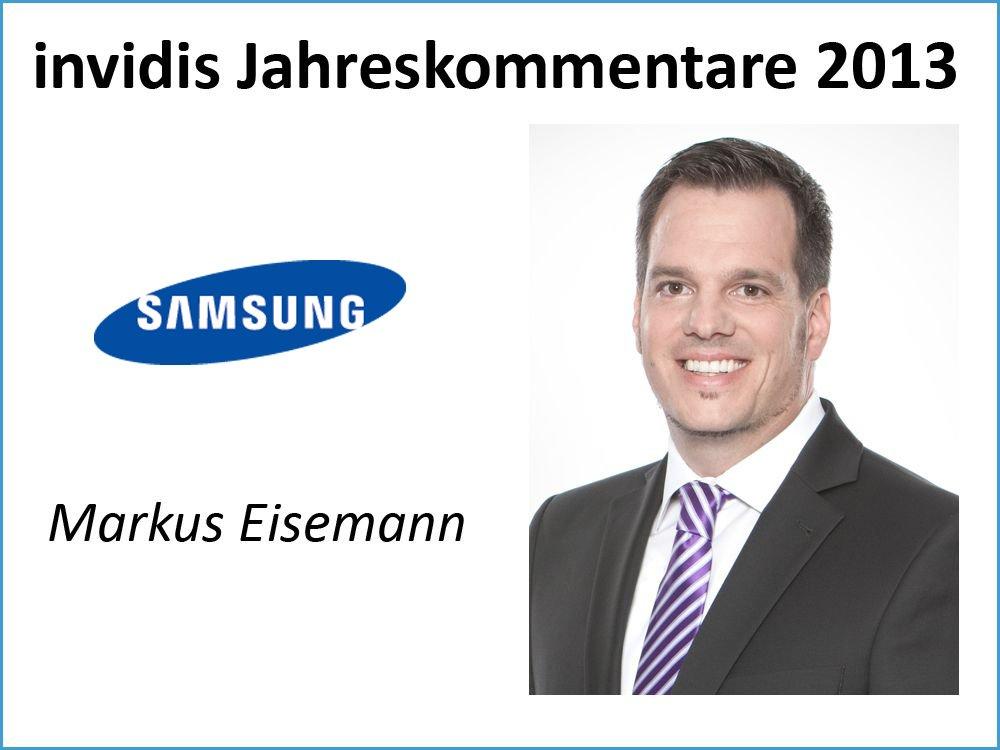 Markus Eisemann, Samsung