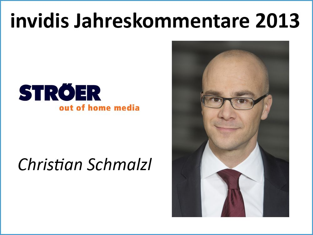 Christian Schmalzl, Ströer Media AG