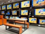 MelTV: Displays am Point of Sale  (Foto: Goldbach Media)