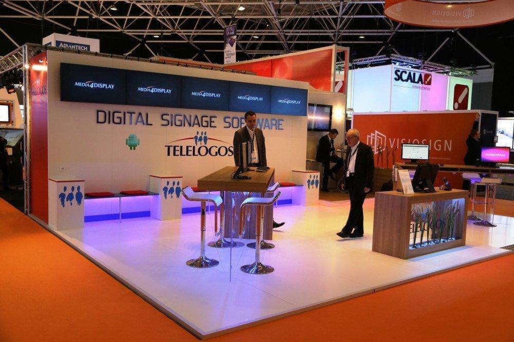 Telelogos auf der ISE 2014