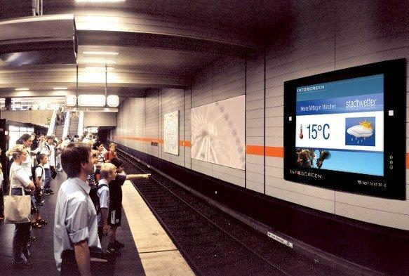 Infoscreen 2005 München