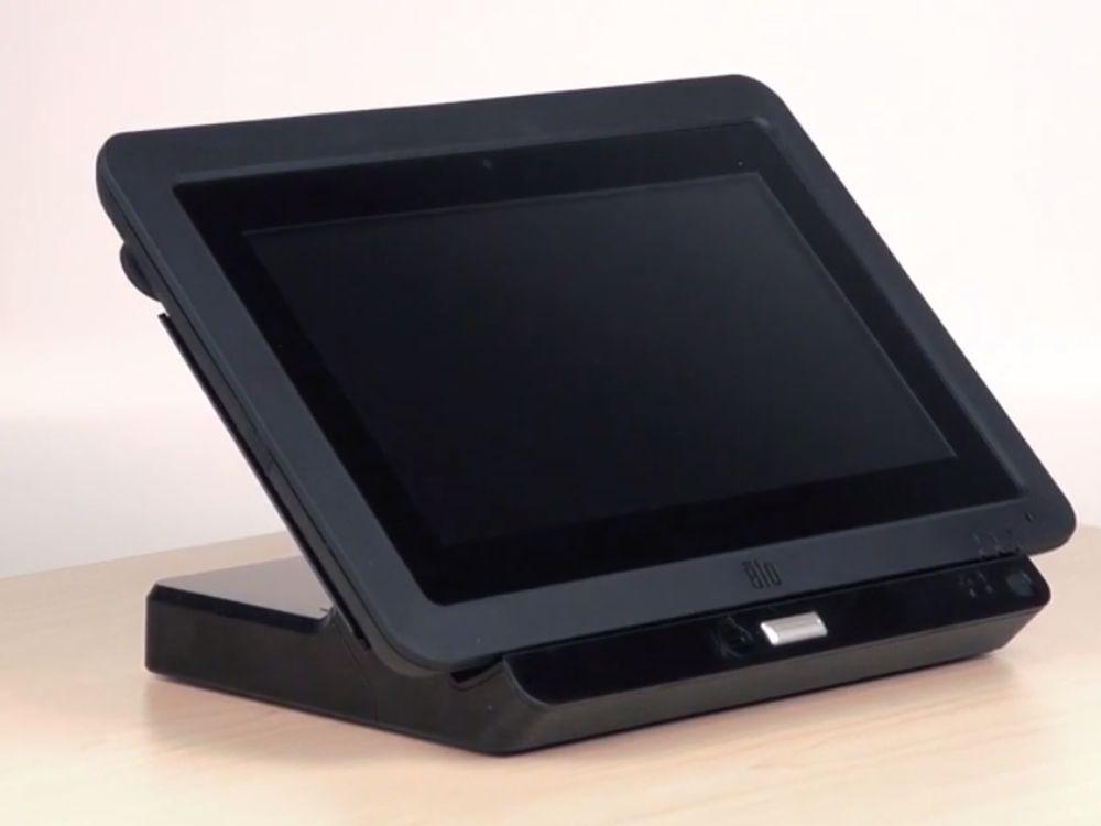Retail-Tablet von Elo (Screenshot: inviivs.de)