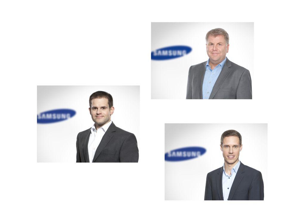 Samsung baut das Managementteam seiner Display-Sparte weiter aus (Fotos: Samsung; Montage: invidis.de)