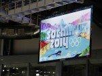 Sochi 2014: Video Wall (Foto: Panasonic)