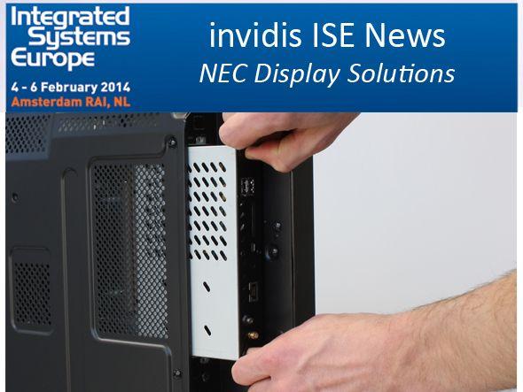 NEC stellt OPS Digital Signage Player vor