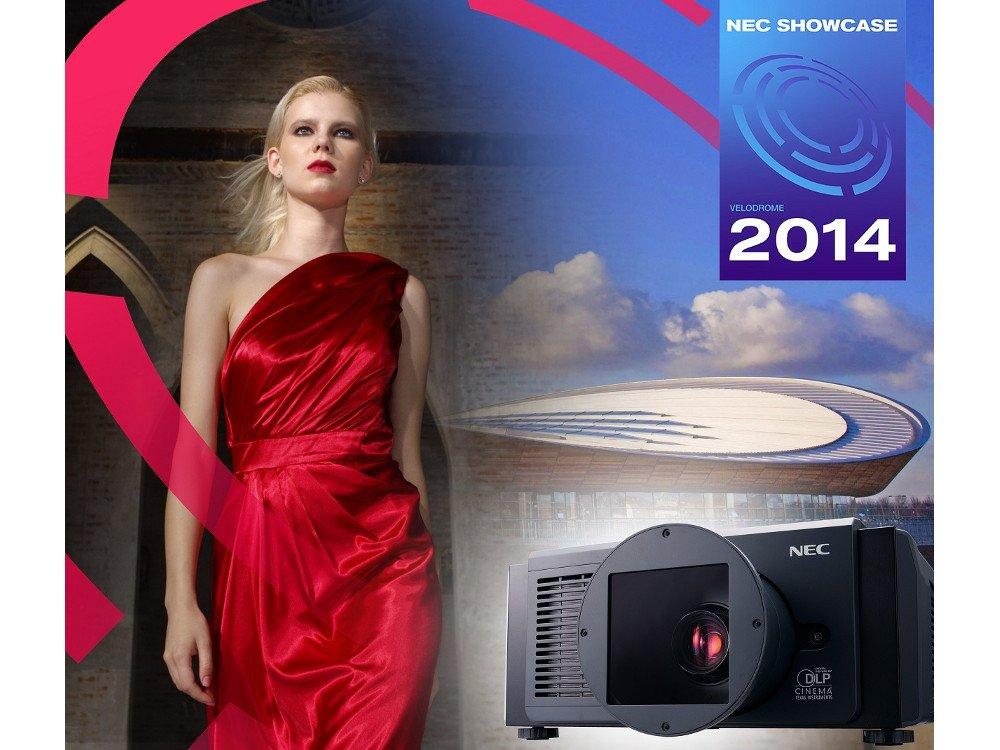NEC Display Solutions Showcase London