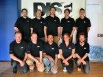 DISE-Mitarbeiter und Gründer Andreas Ekmark, nun COO (untere Reihe, links)  (Foto: DISE)