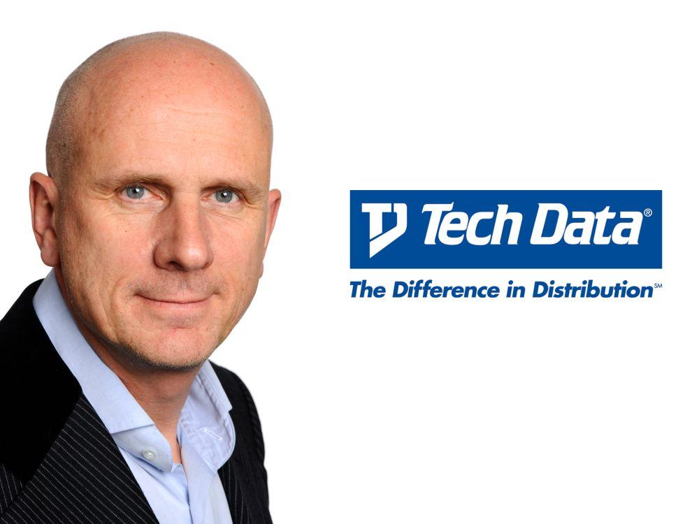 Michael Dressen steigt auf ins Tech Data European Executive Board (Foto; Grafik: Tech Data)