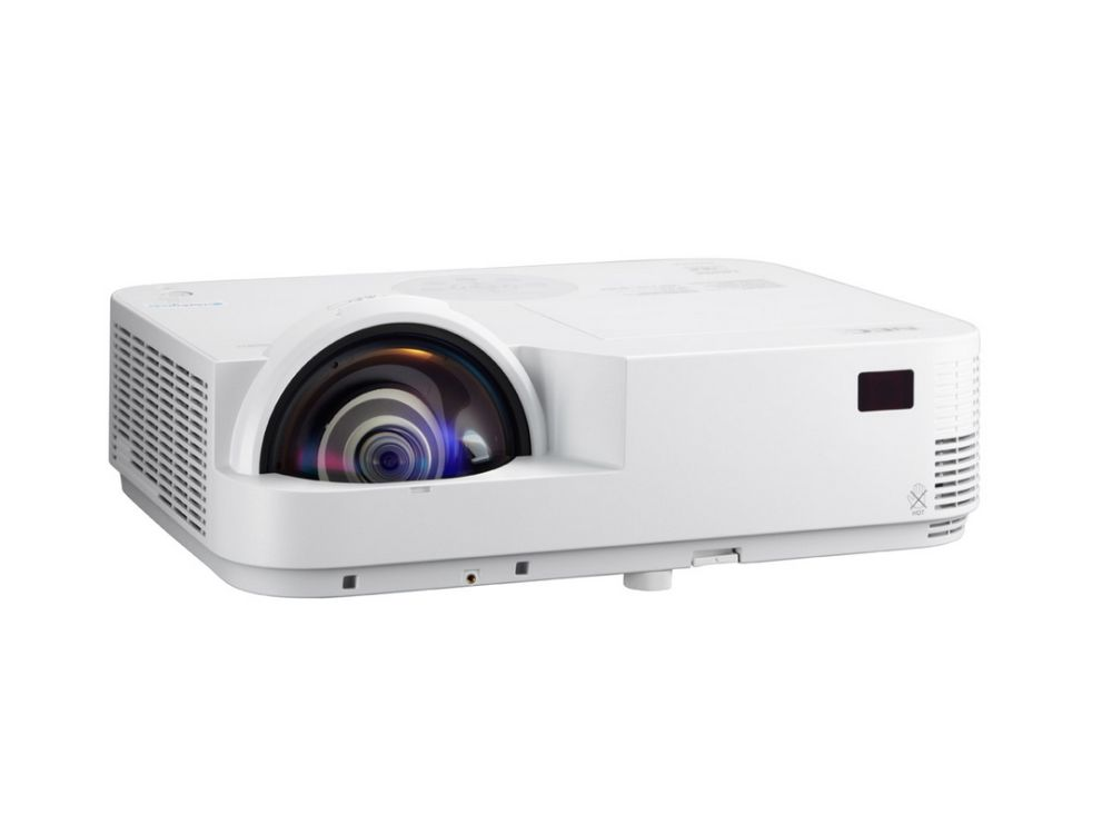 Neues Projektoren-Modell M352WS (Foto: NEC)