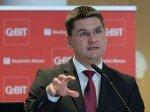 CeBIT-Vorstand Oliver Frese setzt weiter auf den reinen B2B-Kurs (Foto: Deutschen Messe AG)