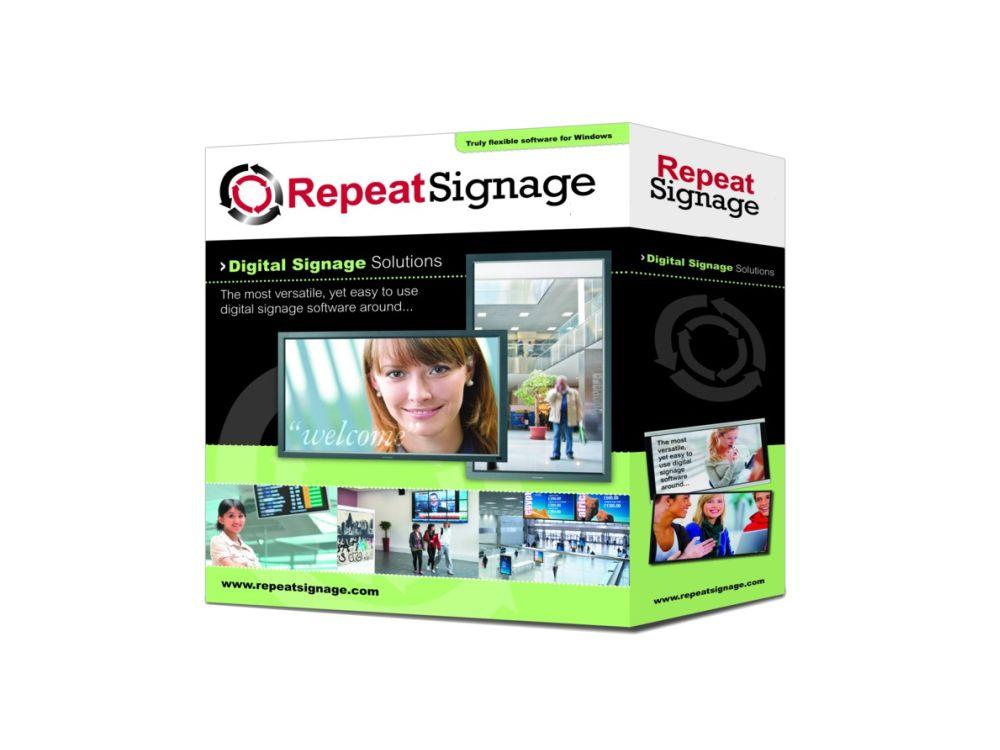Repeat Software bringt seine Signage-Software mit nach Hannover (Foto: Rpeat Software)