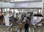 Start der Roadshow 2014 - Blick in die Halle(Foto: Samsung)