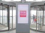 Sony-Kampagne: Promiflash-Inhalte verstärken Aufmerksamkeit (Foto: Ströer)