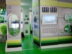 """""""Androidland"""" in Melbourne bei der Eröffnung (Foto: Telstra Corp.)"""