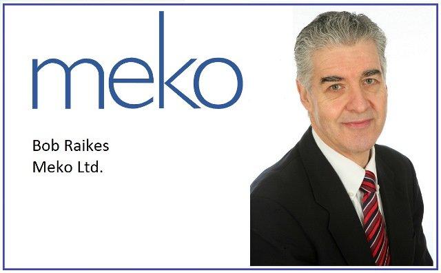 Bob Raikes, Principal Meko Ltd. (source: Meko)