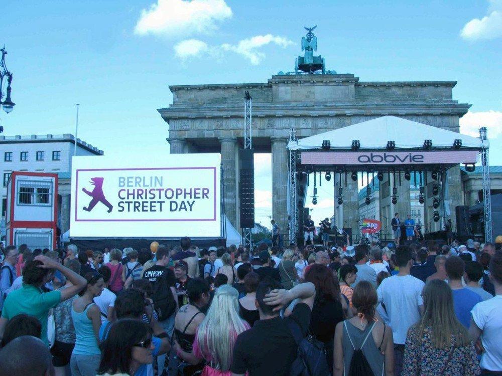 CSD Pride-TV im Sommer 2014