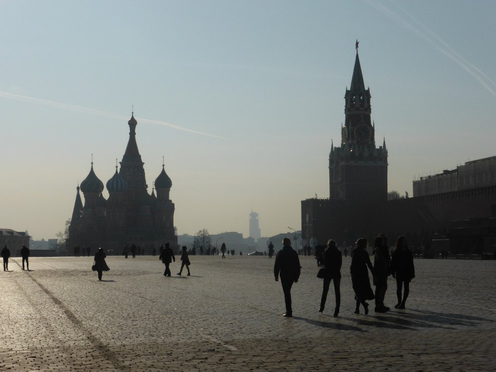 Red Square Moscow - invidis launches DBCI Russia