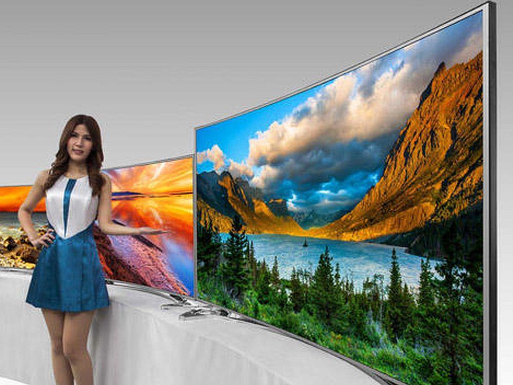 Mit Ultra HD-Modellen bis 65 Zoll geht AUO auf den Consumer-Markt (Foto: AUO)