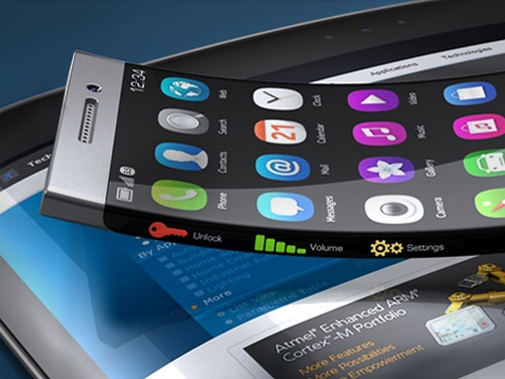 Anwendungen von Atmels XSense, das nun mit Cornings Gorilla Glass kombiniert wird (Foto: Atmel)