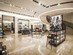 Innenaufnahme des neuen Shops in Shanghai (Foto: Burberry)