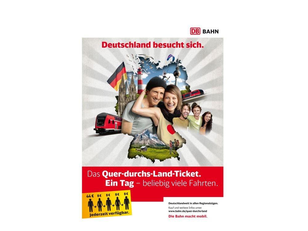 Ab Mai startet die Kampagne für DB Regio mit einer starken Out-of-Home-Komponente (Foto: Serviceplan)