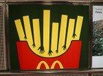 Wahl des Publikums: Fries Hand von Mc Donald's (Foto: IAM)