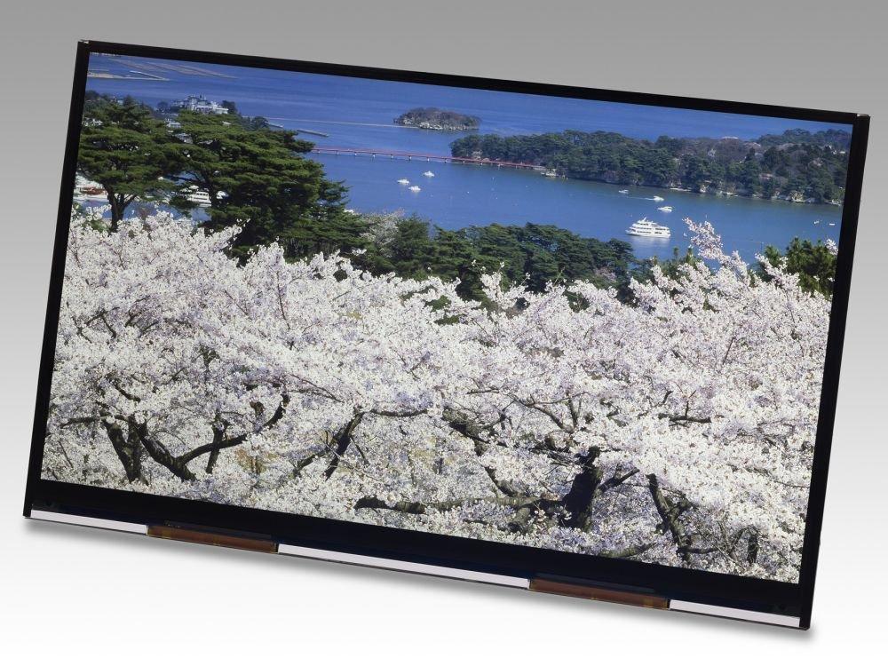 JDIs neues 10,1 Zoll-Modell mit Ultra HD-Auflösung (Foto: JDI)