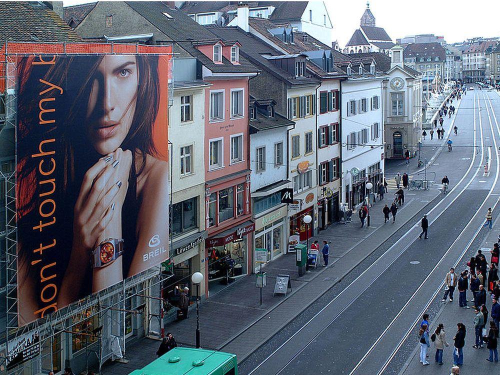 Megaposter von panorama & printkonzept: Der Spezialist erwirbt Megaposster-Bereich von Clear Channel Schweiz (Foto: panorama & printkonzept AG)