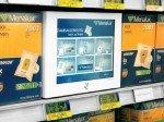 Über 200 Produkt-Varianten: Im Regal soll der 12-Zöller die Suche vereinfachen (Foto: friendlyway)