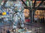 """Zum Glück wurde der Titan nur """"geparkt"""" - wie hier im HBF Berlin (Foto: Electronic Arts"""