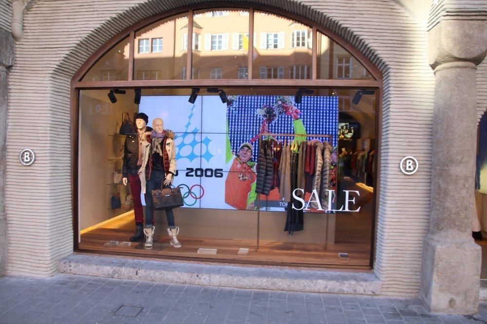 Innsbruck Bogner Shop