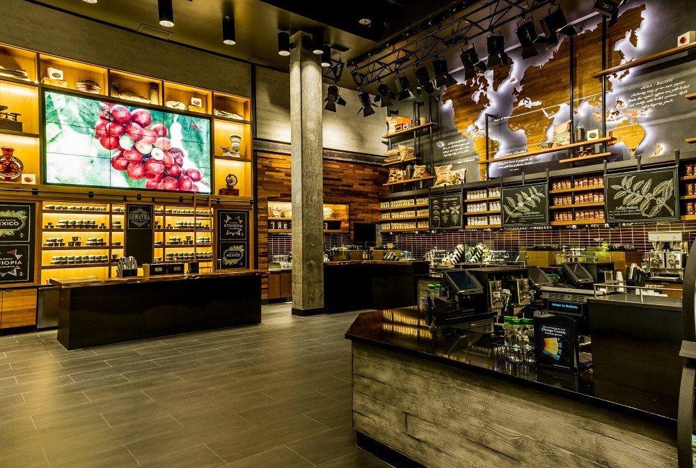 Starbucks Anaheim Disney Flagship Store (Photo: Matthew Glac/Starbucks)
