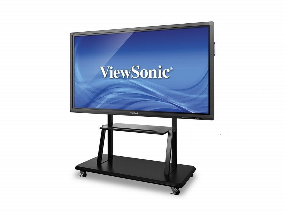 ViewSonics Display CDE8451-TL arbeitet mit einem System on a Chip (Foto: ViewSonic)
