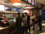 Dunkin' Donut-Filiale in Frankfurts MyZeil (Foto: Inmain)