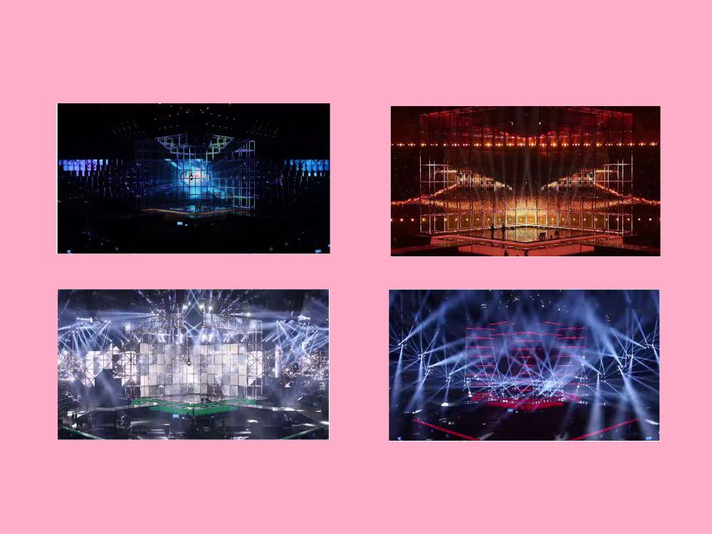 Stimmungsvoll: Vor dem großen Finale mussten die Showelemente genau geprobt werden (Screenshots/ Grafik: invidis.de)