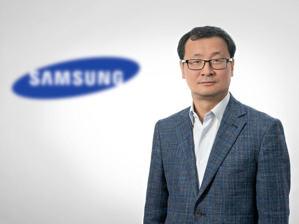 Sungwan Myung ist ab sofort Präsident der Samsung Electronics GmbH (Foto: Samsung)