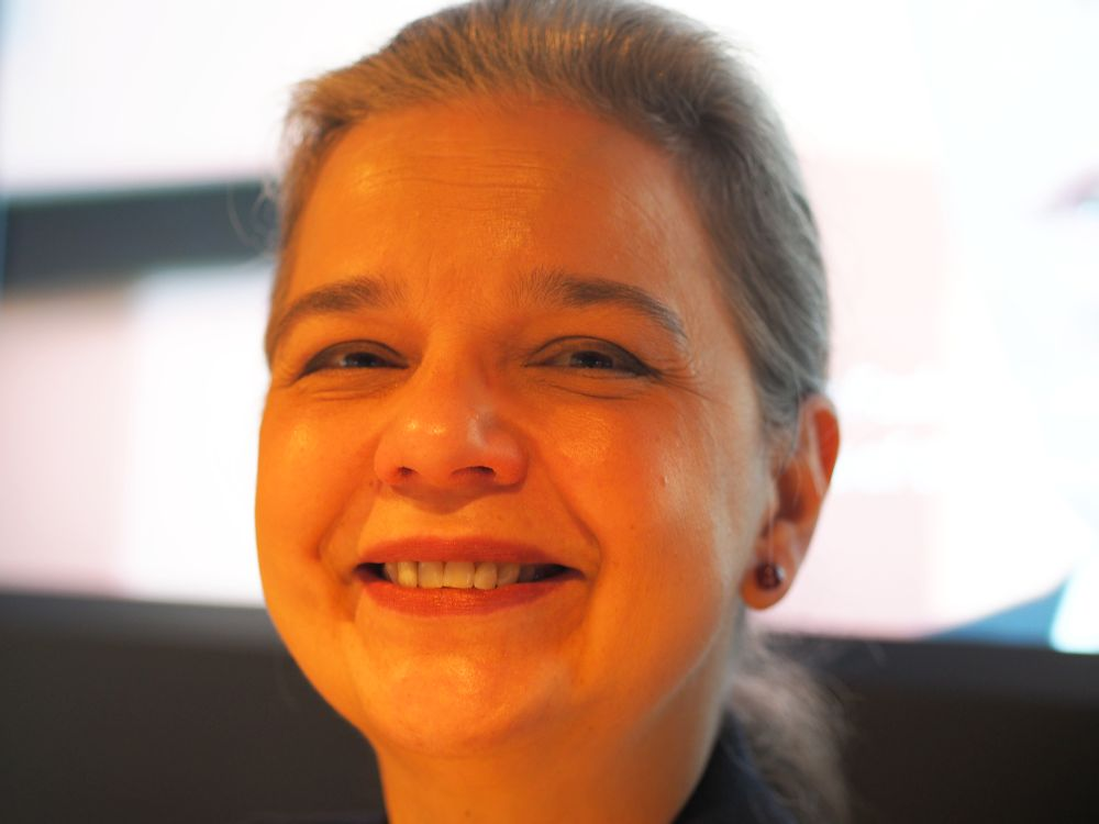 Susan Oliver, Vice President Consumer Goods & Retail bei Dassault Systèmes (Foto: TK/ invidis.de)