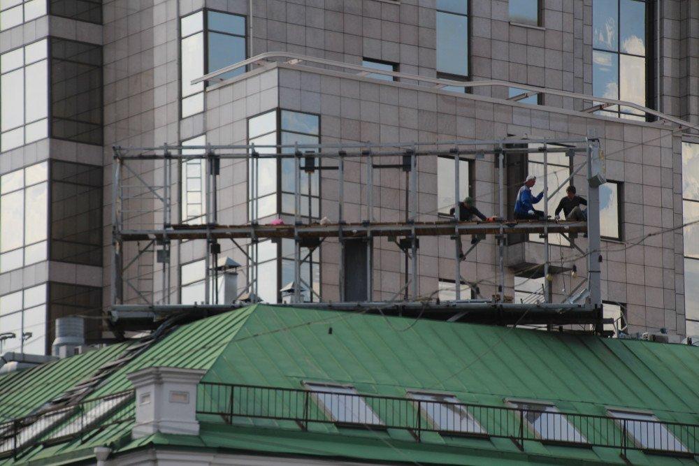 Moscow's billboard revolution