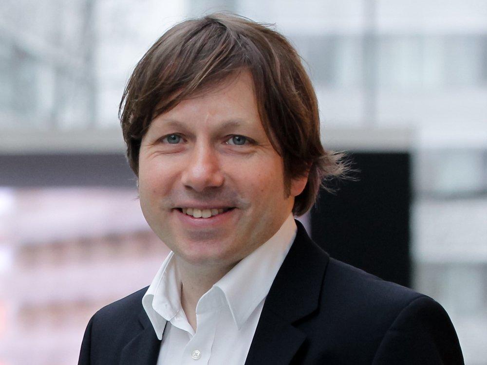 Claudius von Soos, Gründer und Geschäftsführender Gesellschafter von United Digital Screens GmbH (Bild: United Digital Screens GmbH)